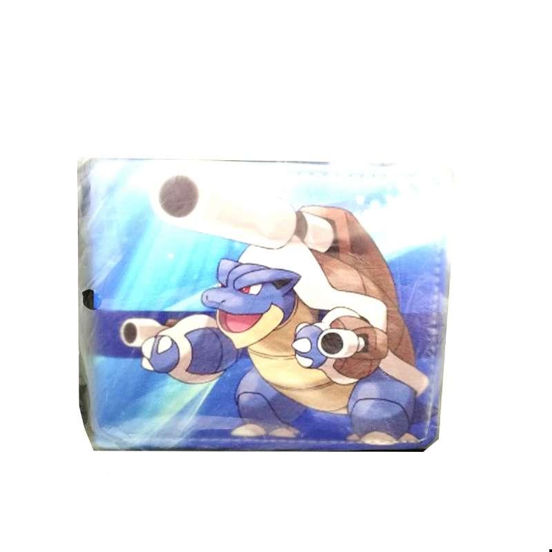 Imagen producto Cartera Pokémon Mega Blastoise Nueva 2