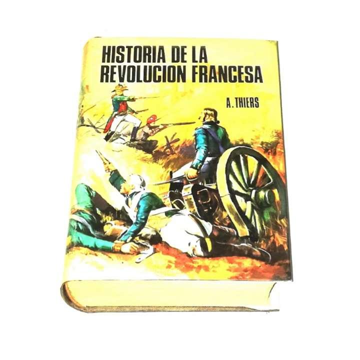 Imagen Historia De La Revolución Francesa A. THIERS