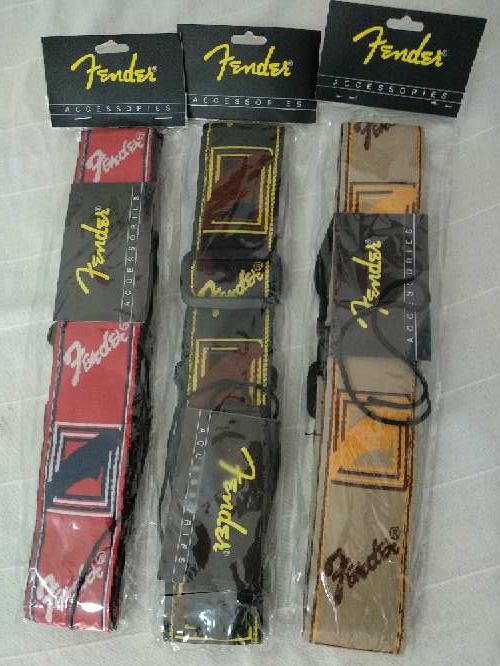 Imagen producto Correa Fender clásica nueva 8