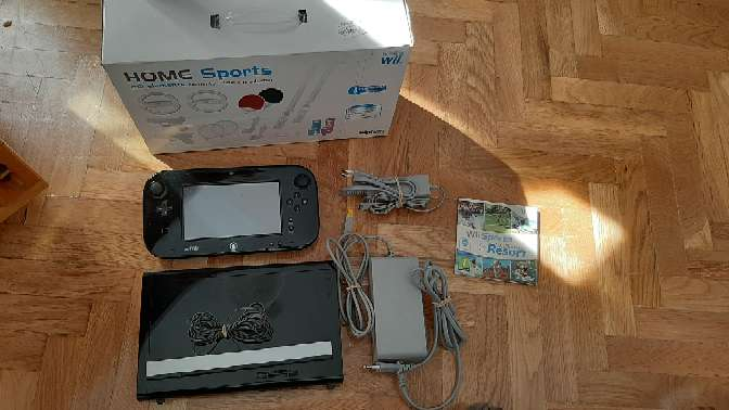 Imagen producto Nintendo wii u 32 gb 3