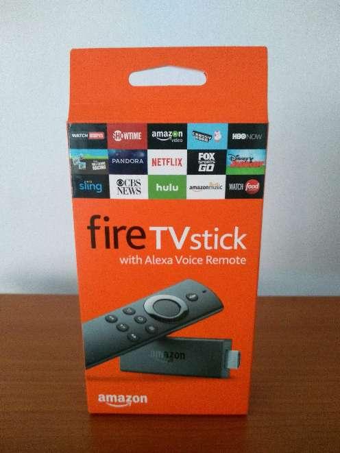 Imagen Fire tv stick