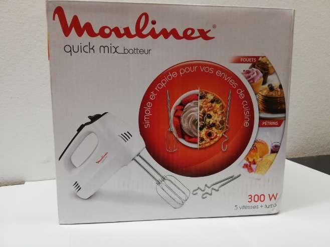 Imagen Moulinex HM3101B1 300W Nueva