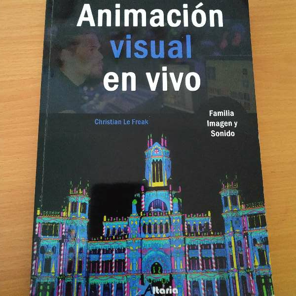 Imagen Animación visual en vivo