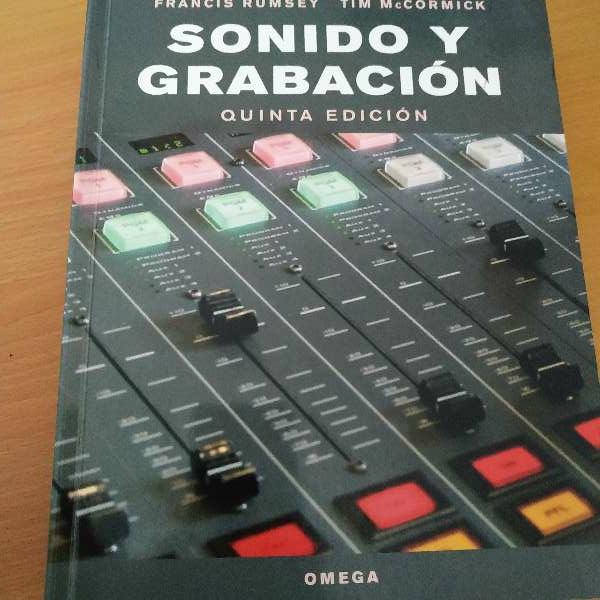 Imagen Sonido y grabación