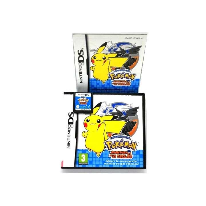 Imagen producto Pokémon Aventura Entre Letras + Teclado Bluetooth 1