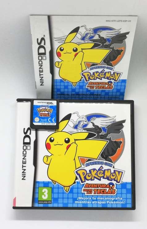 Imagen producto Pokémon Aventura Entre Letras + Teclado Bluetooth 3