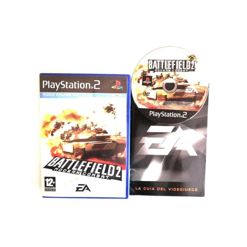 Imagen Battlefield 2 Modern Combat PS2