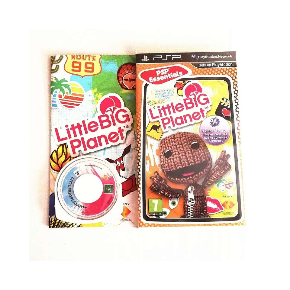 Imagen Little Big Planet PSP