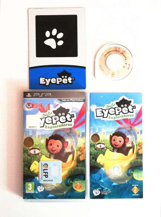 Imagen producto EyePet Exploradores PSP 2
