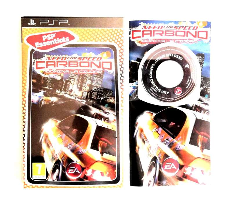 Imagen producto Need For Speed Carbono PSP 2