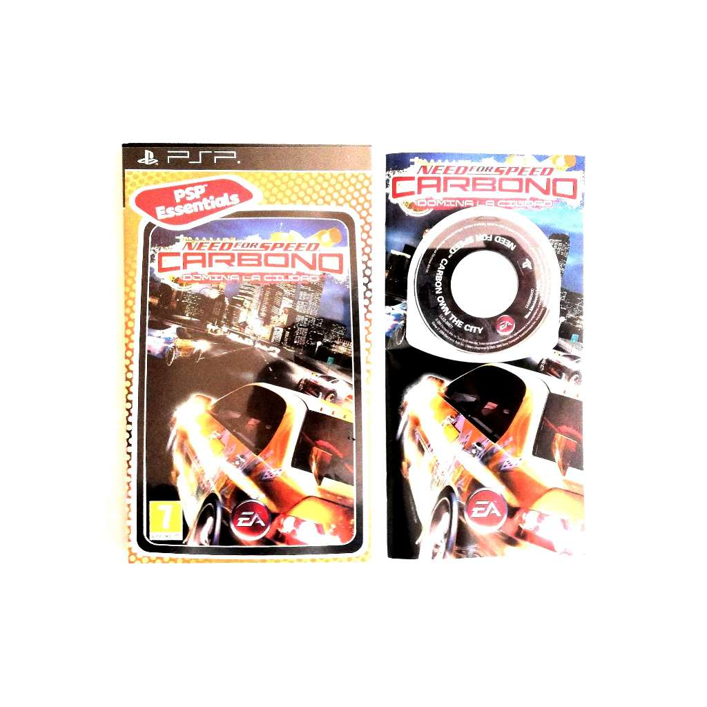 Imagen Need For Speed Carbono PSP