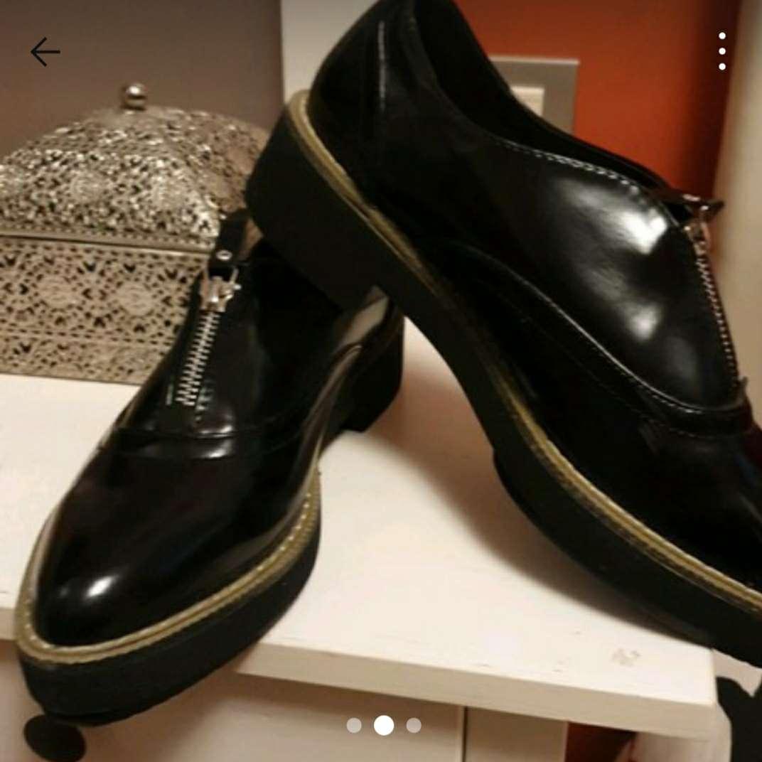 Imagen producto Zapatos charol  2