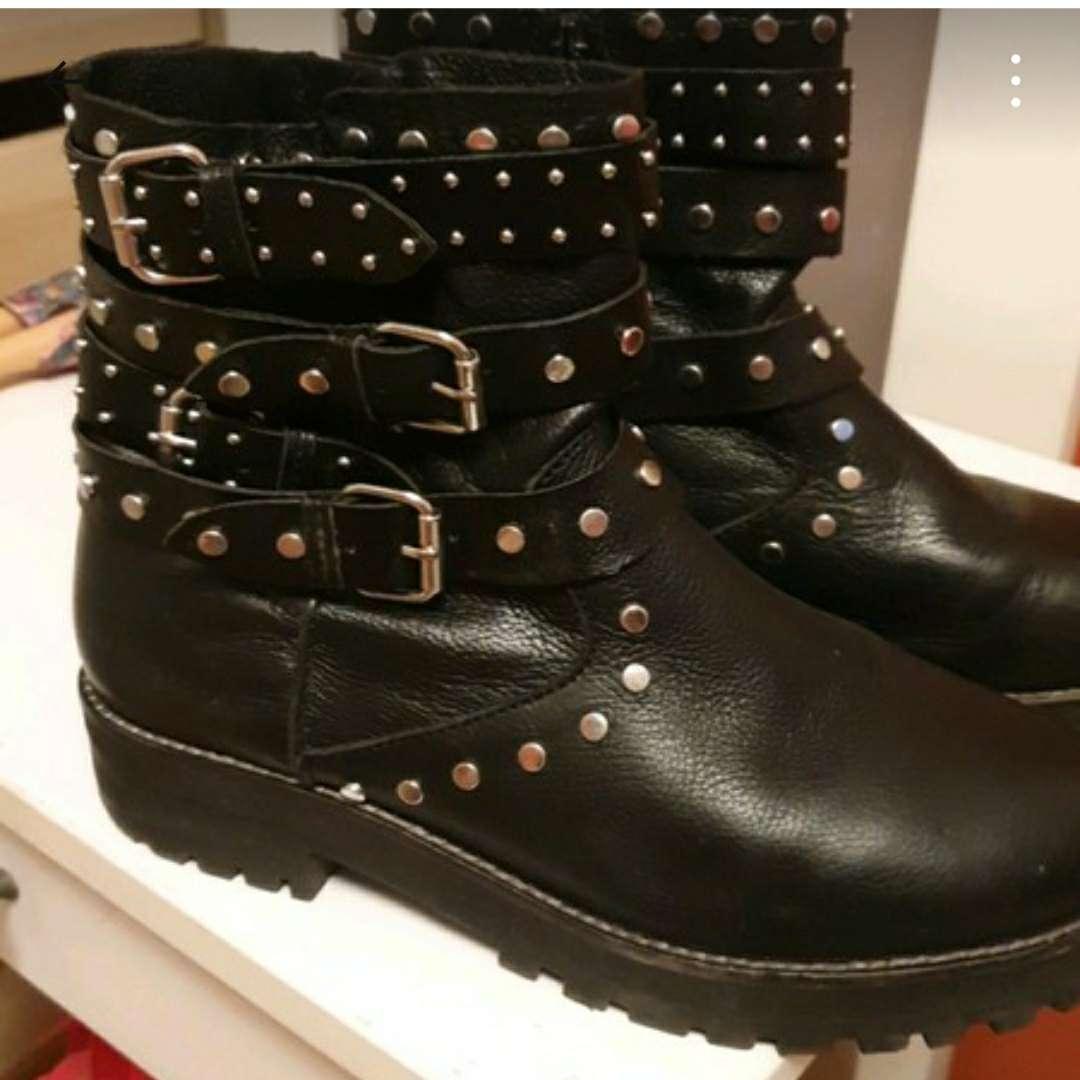 Imagen botas de caña
