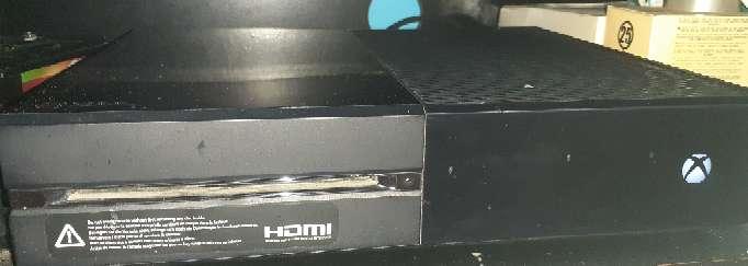 Imagen XBOX ONE 500GB