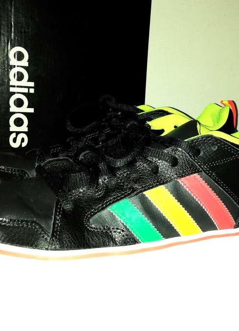 Imagen producto Zapatillas Adidas Edición Rasta N°42 2