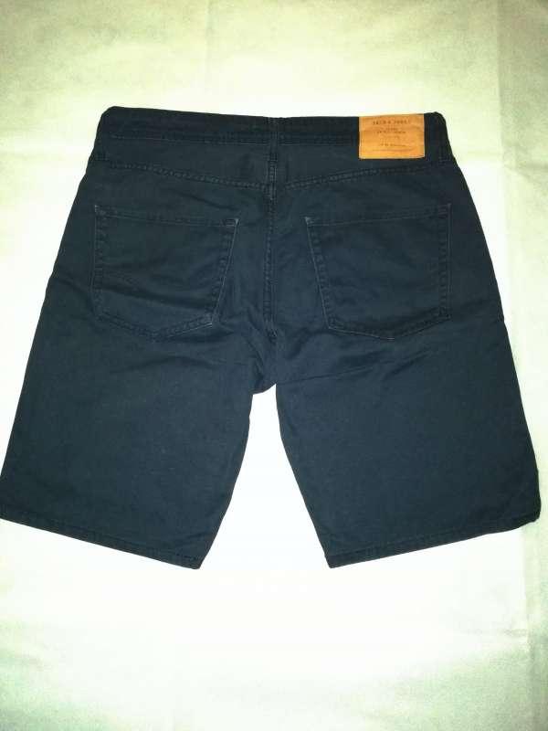 Imagen producto Pantalón Corto Jack & Jones M Azul Oscuro 3
