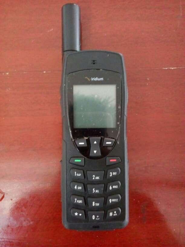 Imagen TELÉFONO SATELITAL IRIDIUM 9555