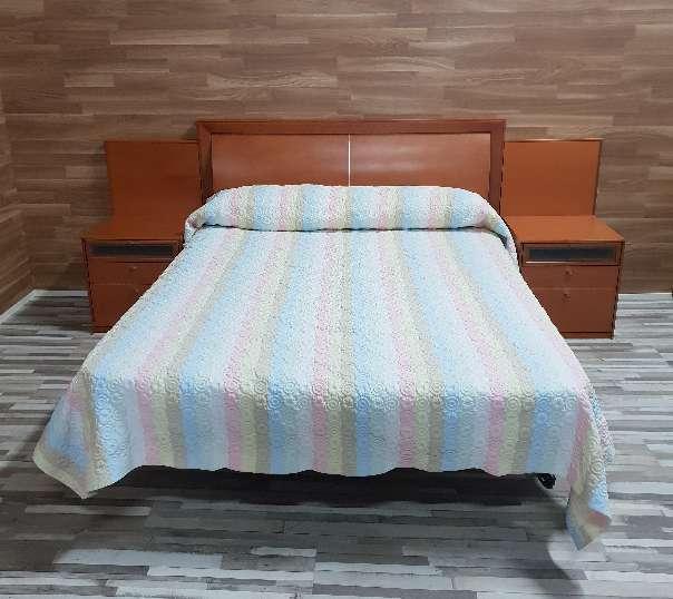 Imagen Dormitorio matrimonio moderno