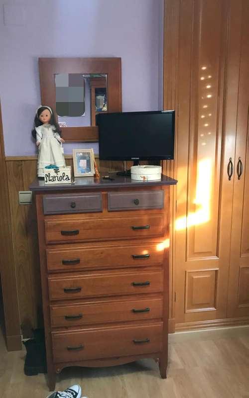 Imagen producto Dormitorio juvenil de madera 4