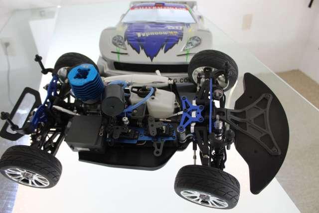 Imagen producto Nitro Car Typhoo XP 1/8 Red Cat Racing 2