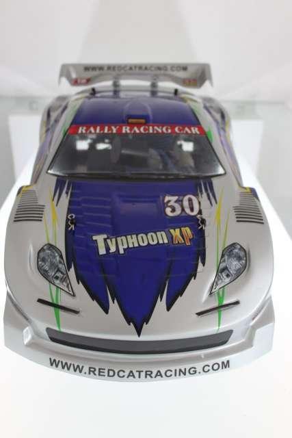 Imagen producto Nitro Car Typhoo XP 1/8 Red Cat Racing 4