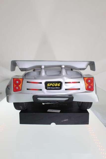 Imagen producto Nitro Car Typhoo XP 1/8 Red Cat Racing 5