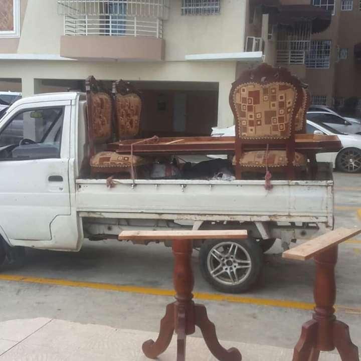 Imagen acarreo Santo Domingo  whtsapp  8098811430