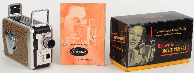 Imagen Vintage Brownie Camera Camera f / 2.7