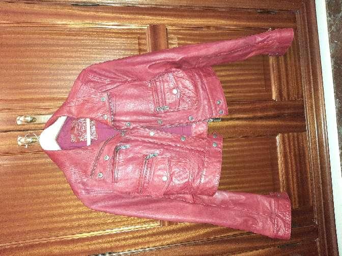 Imagen chaqueta piel