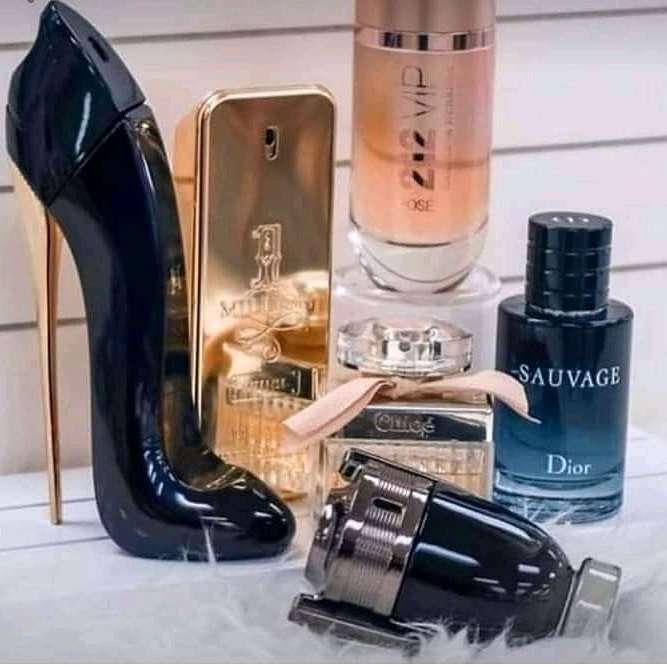 Imagen Perfume mujer y hombre
