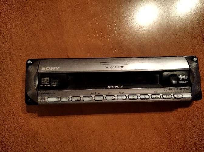 Imagen producto Sony mp3 de coche  3