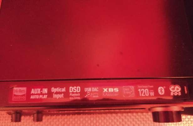 Imagen producto Panasonic Minicadena 120W Bass 2