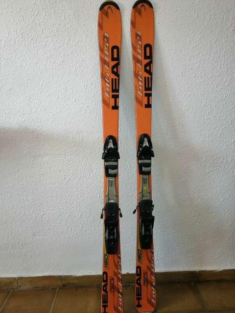 Imagen Esquís 150cm
