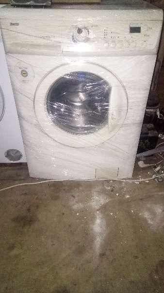 Imagen lavadora zanussi de 8kg