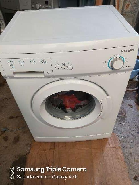 Imagen lavadora kunft de 5kg