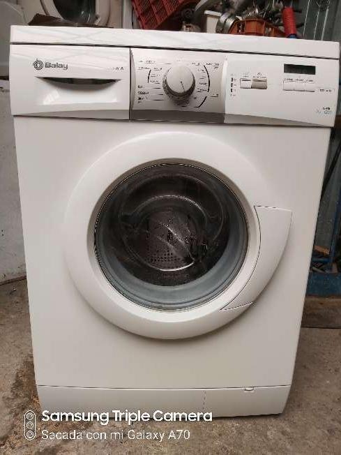 Imagen lavadora balay de 7kg