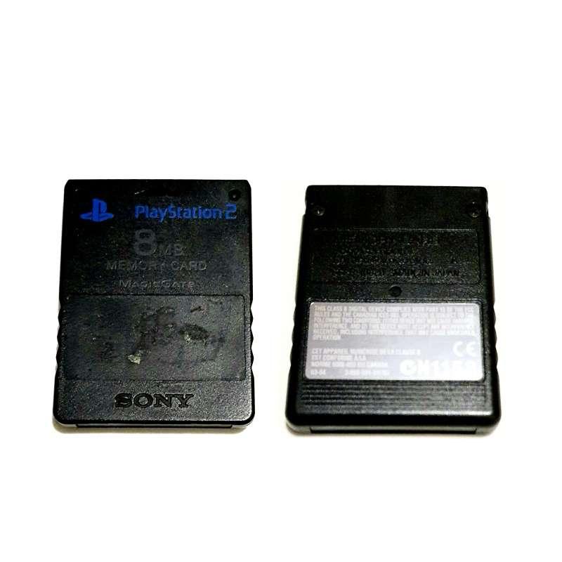 Imagen producto Memory Card PS2 8MB Para PlayStation 2 1