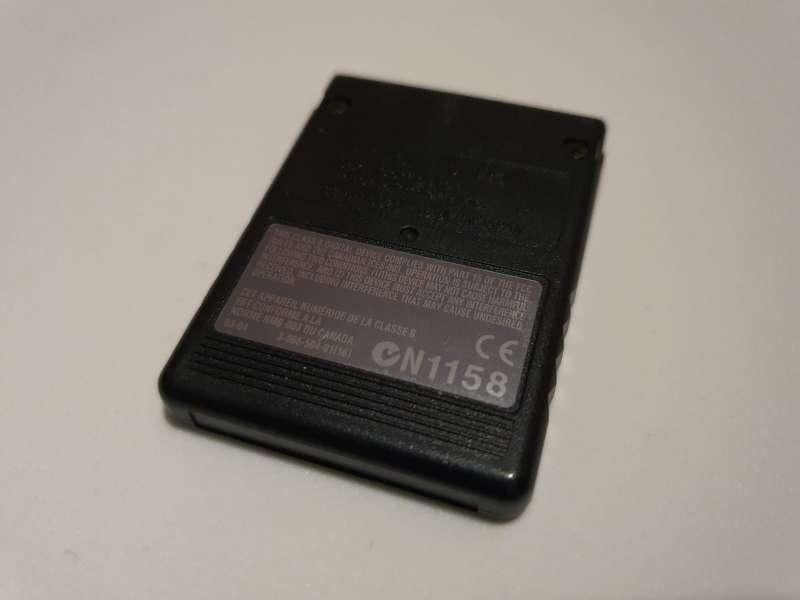 Imagen producto Memory Card PS2 8MB Para PlayStation 2 3