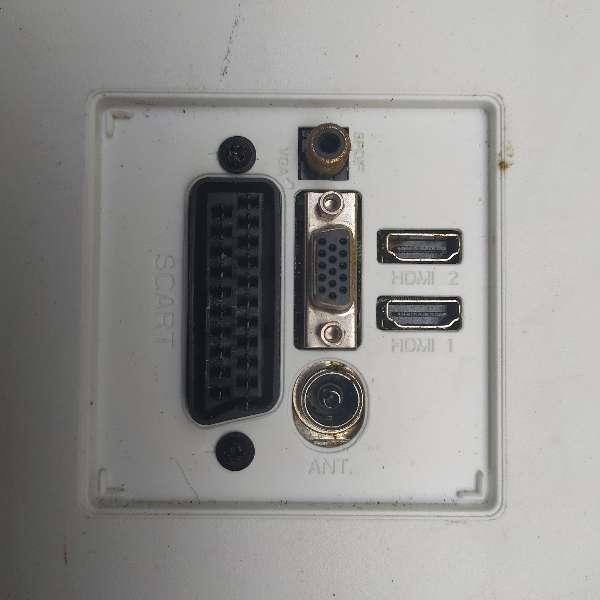 Imagen TV televisor HDMI 32 pulgadas