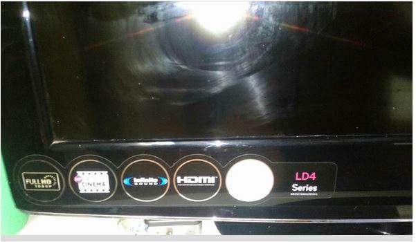 Imagen TV LG televisor HDMI 32 pulgadas