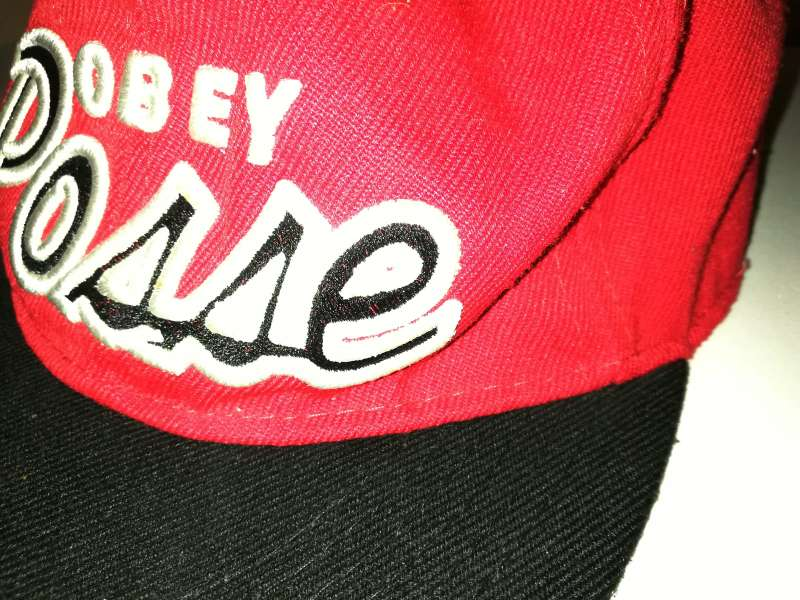Imagen producto Gorra OBEY 3