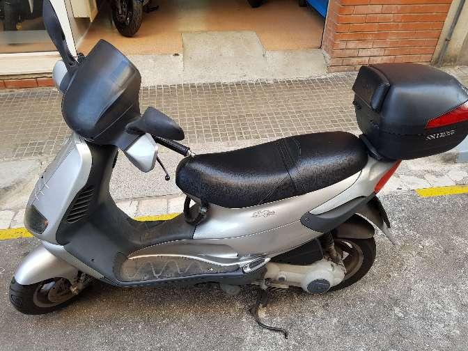 Imagen Moto Piaggio Skipper 125cc a 700€