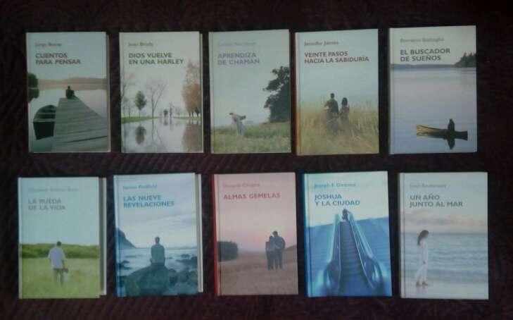 Imagen Colección de libros de autoayuda y conocimiento