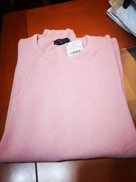 Imagen Jersey rosa chico