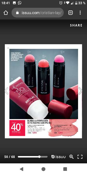 Imagen producto Maquillajes 2