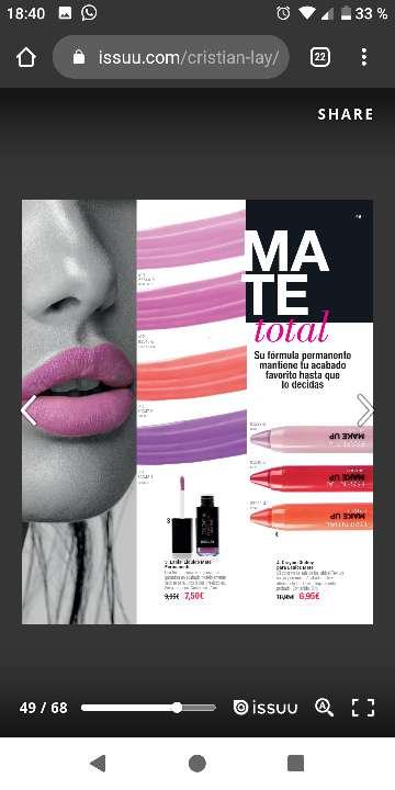 Imagen producto Maquillajes 3