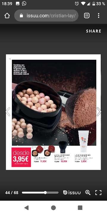 Imagen producto Maquillajes 8