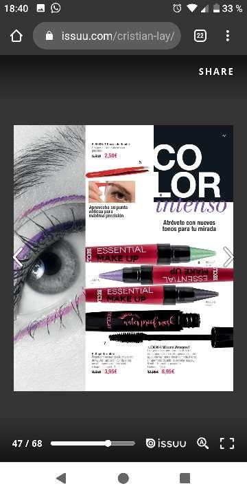 Imagen producto Maquillajes 5