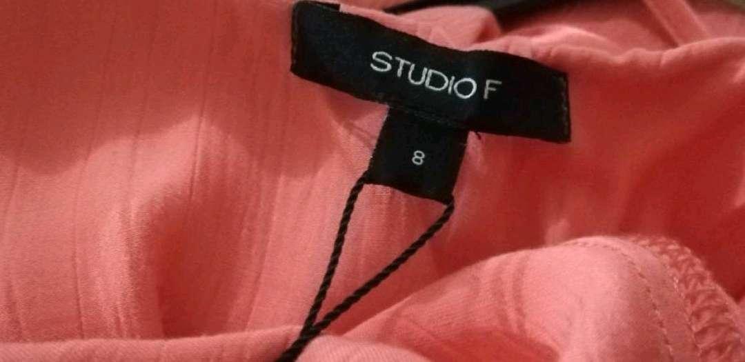 Imagen producto Vestido Color Coral  2