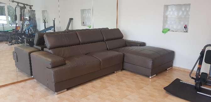 Imagen Sofá con chaise longue